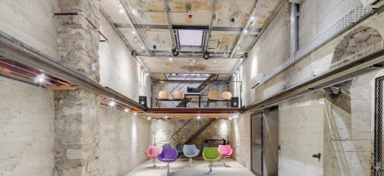 10 Espace Cinko Salle de concert et de projection