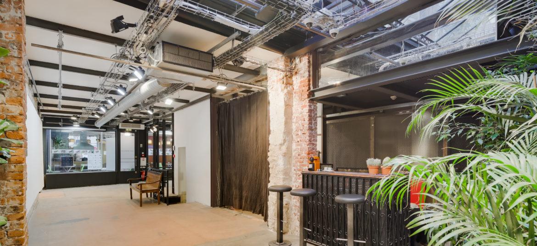 5 Espace Cinko Galerie entrée gauche